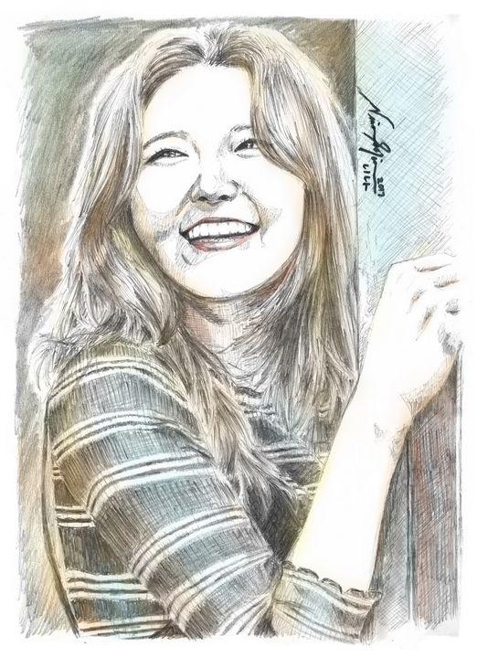 Smiley Seulgi - Nina Sofia