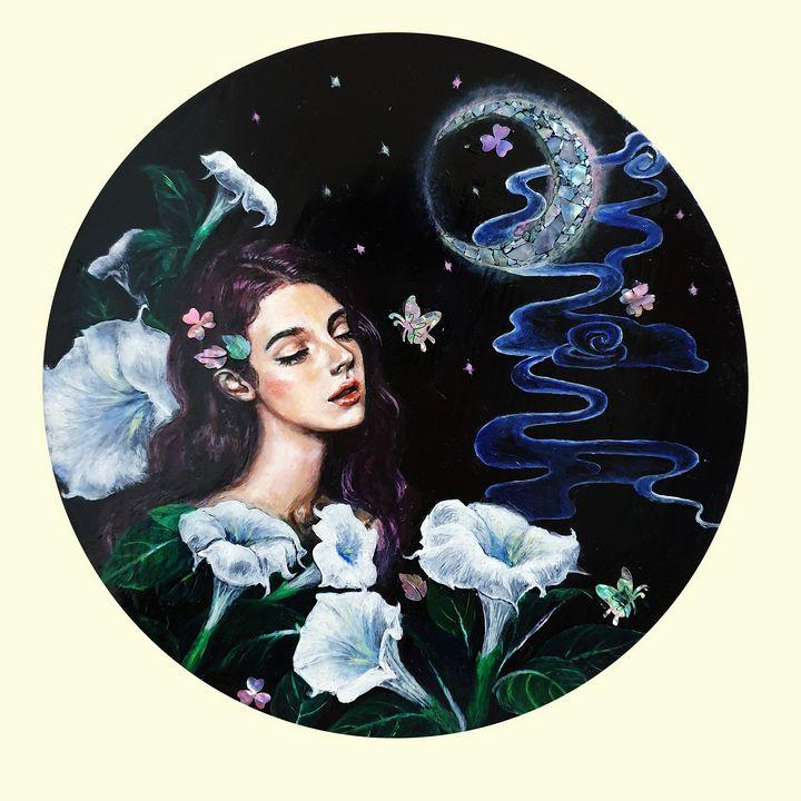 Moonflowers - Eury Kim