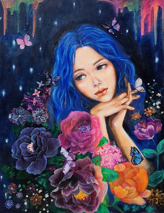 Starry Night - Eury Kim