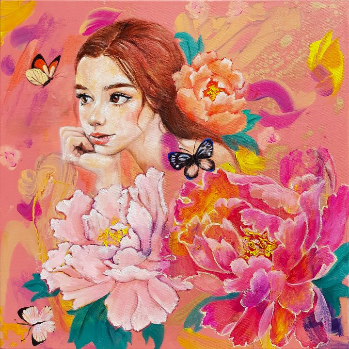 Think about you - Eury Kim