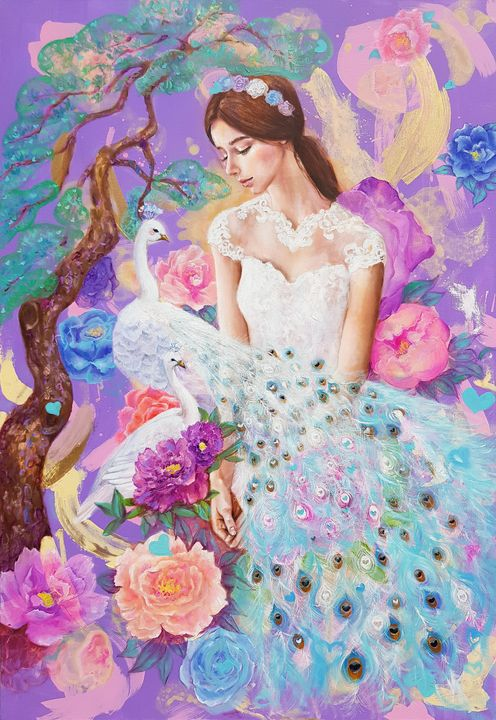 Sweet dreams - Eury Kim