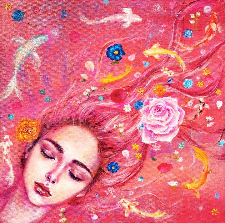 Ophelia - Eury Kim