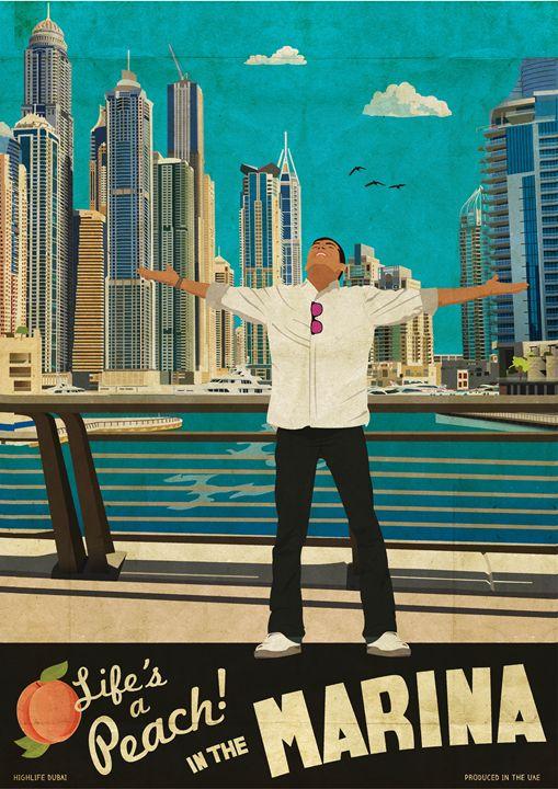 """""""Life's a Peach"""" - Highlife Dubai"""
