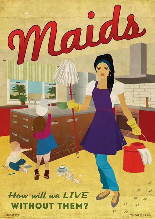 """Maids"" - Highlife Dubai"