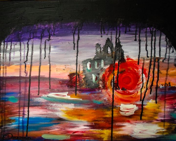 The Rain Cometh - Eliza Donovan