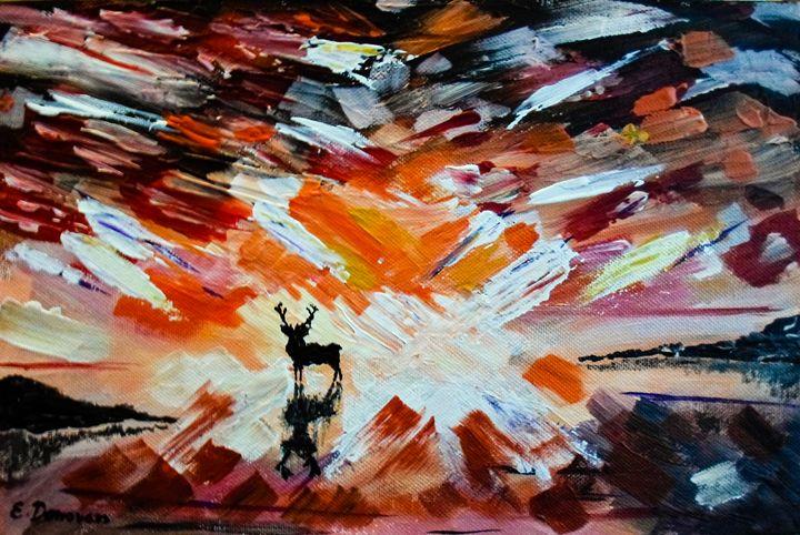 Sunset Appearance - Eliza Donovan