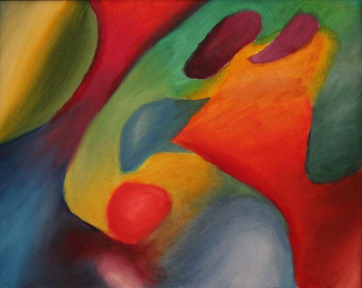 Improv In Color 1 - Michael Farmer
