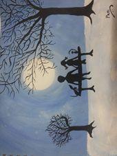 Pari's painting