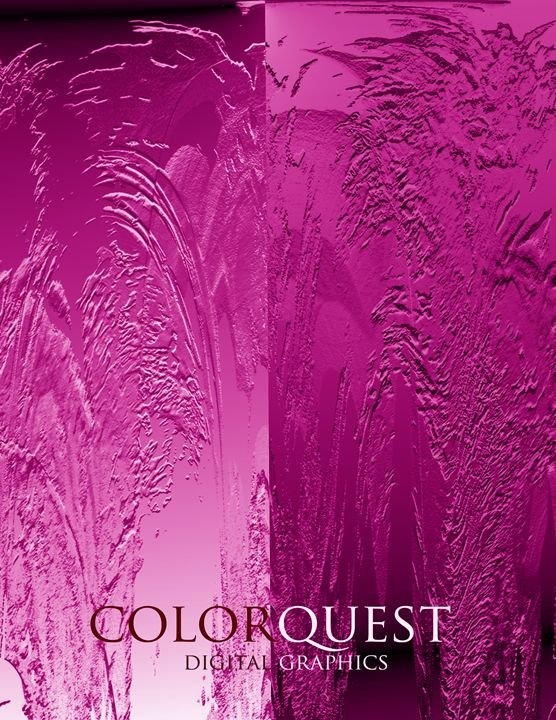 Digital Texture Burgundy - Colorquest Digital
