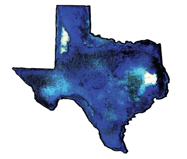 Galaxy of Texas - Aggelos610 Designs