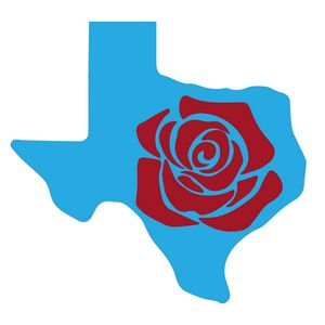 Texas Red Rose