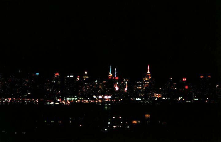 City That Never Sleeps - Jay Kim Photography