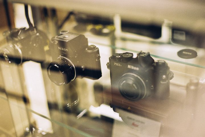 How Much is that Nikon in the Window - Jay Kim Photography
