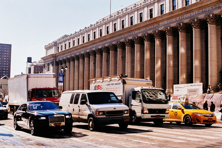 James Farley Post Office - Jay Kim Photography
