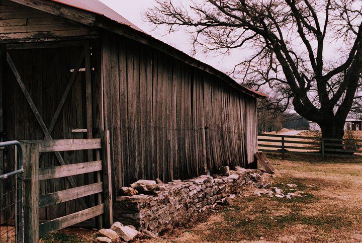 Side Barn - Jay Kim Photography