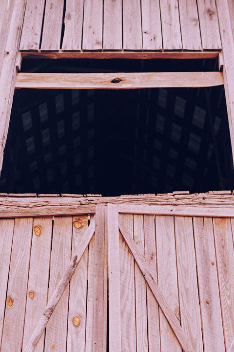 Barn Window - Jay Kim Photography