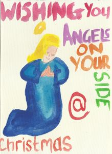 Angels On Your Side at Christmas
