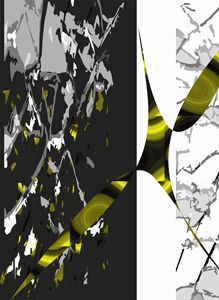 Broken glass SET 2A