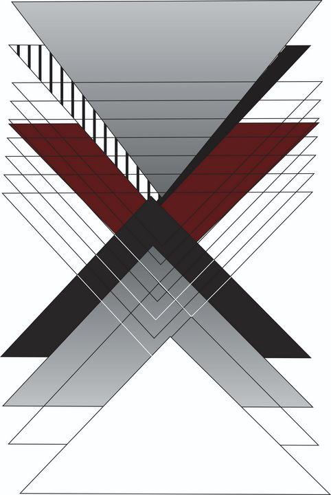 Triangles-ArtDecoEmma - Stojanovska Emilija