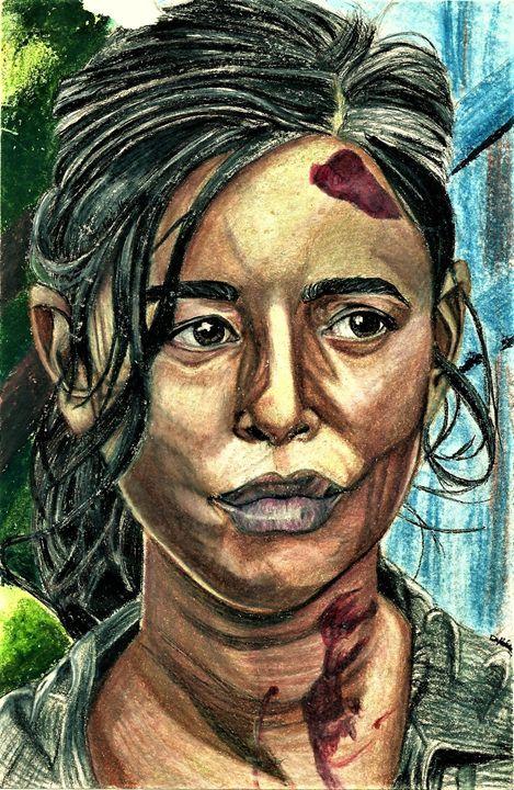 Rosita Espinosa - DARIEN RACHELLE ART