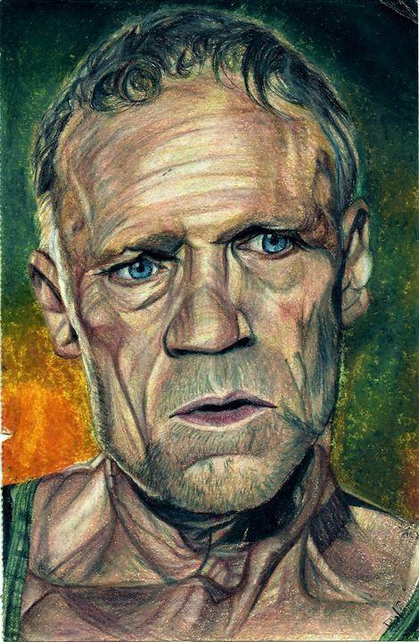 Merle Dixon - DARIEN RACHELLE ART