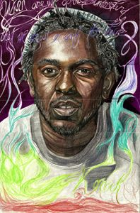 Kendrick Lamar Smokey
