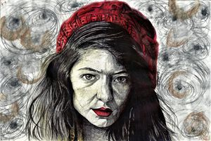 Lorde- Pen, Coffee and Water