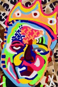 3'x2' Canvas BIG SMALLS Rap Painting