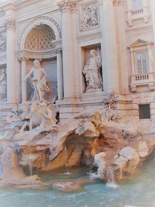 Trevi Fountains - BullHeaded Art