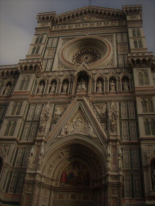 Italian Church - BullHeaded Art