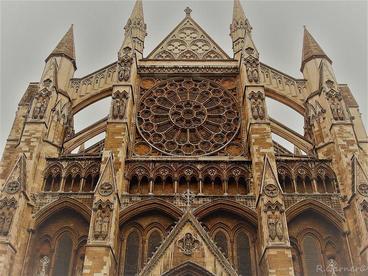 London Architecture - BullHeaded Art