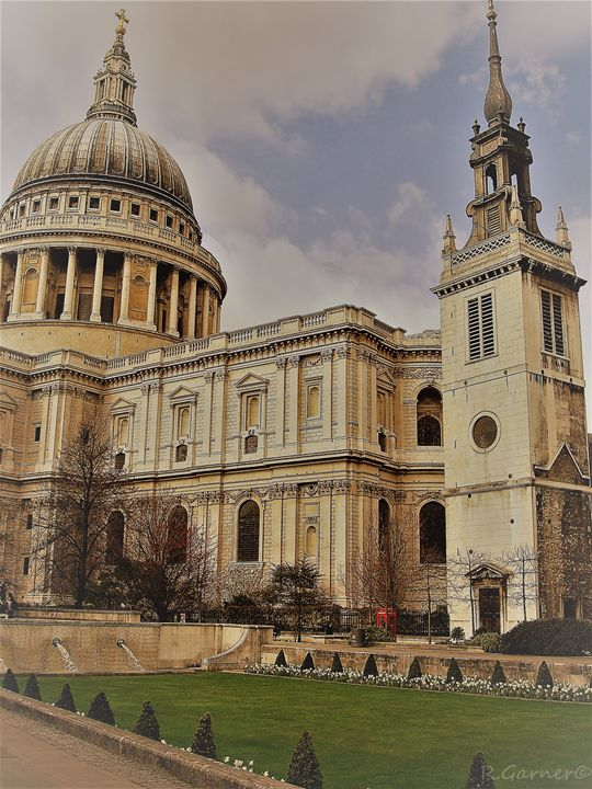 London, England - BullHeaded Art
