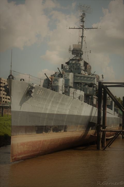 Old Marine Ships - BullHeaded Art