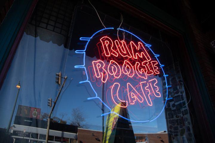 Rum Boogie Cafe - Chloe Delainey Media