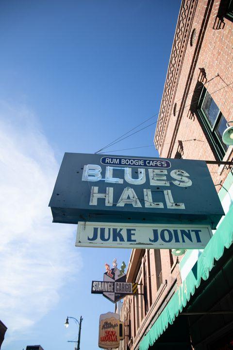 Blues Hall - Chloe Delainey Media