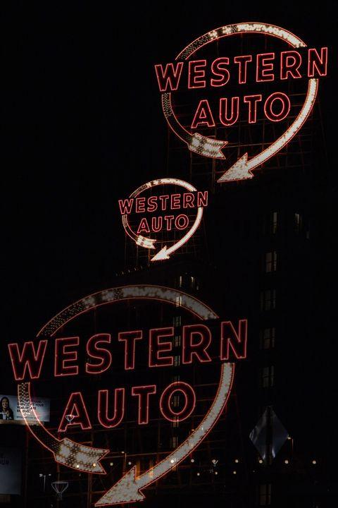 Western Auto - Chloe Delainey Media