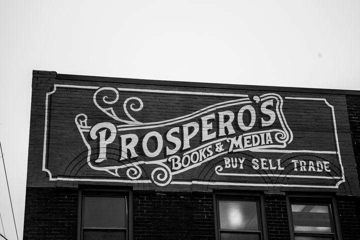 Prospero's - Chloe Delainey Media