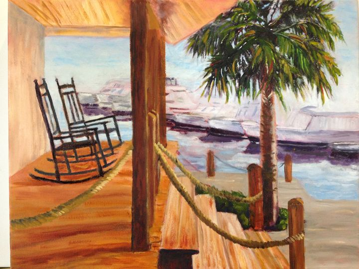 Lazy Afternoon - Beach Waves Gallery, Gwen Heusel