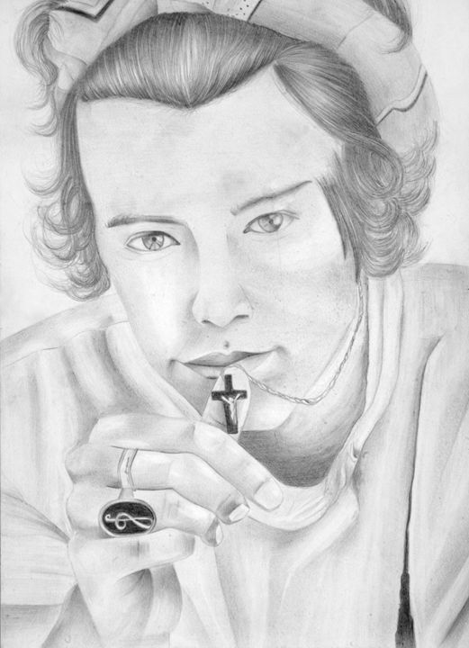 Harry 1D - Paintings