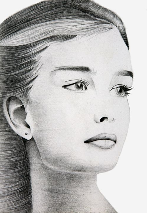 Brooke Shields - Paintings