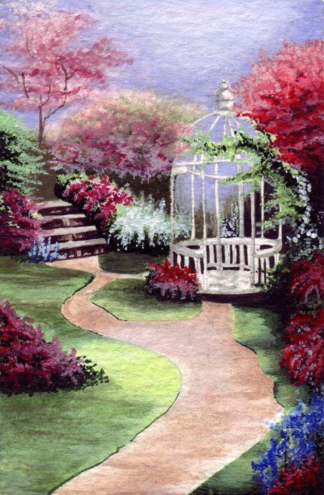 Pathway - Paintings
