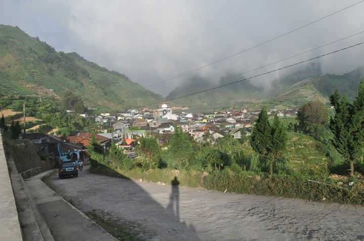 Village near Dieng Plateu - Kwazen Gallery