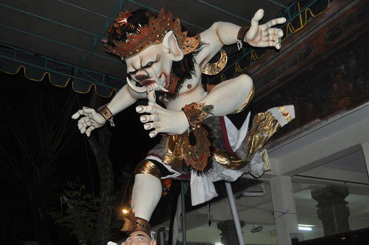 Bali Ogoh-ogoh - Kwazen Gallery