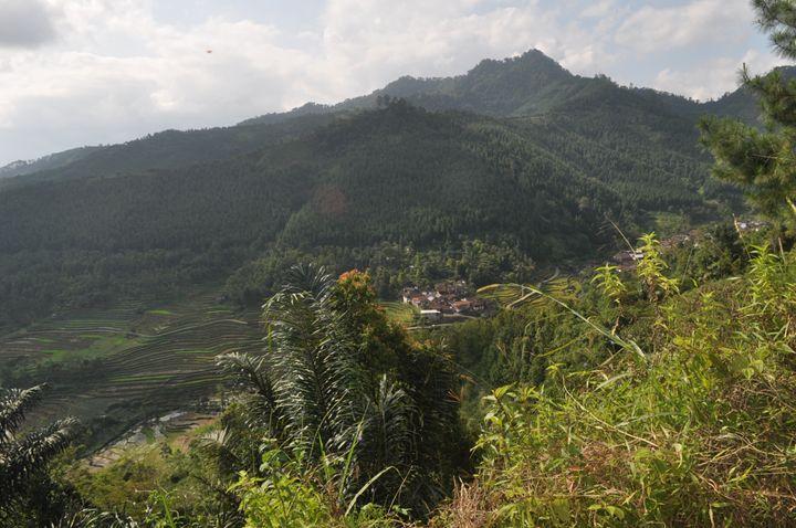 Paninggaran, small village in Java - Kwazen Gallery