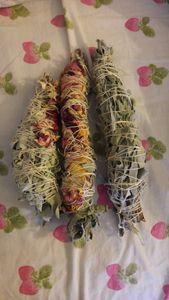 Sage&Rose Smudge Sticks