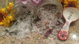 Cleansing&Healing Bath Soaks 8oz