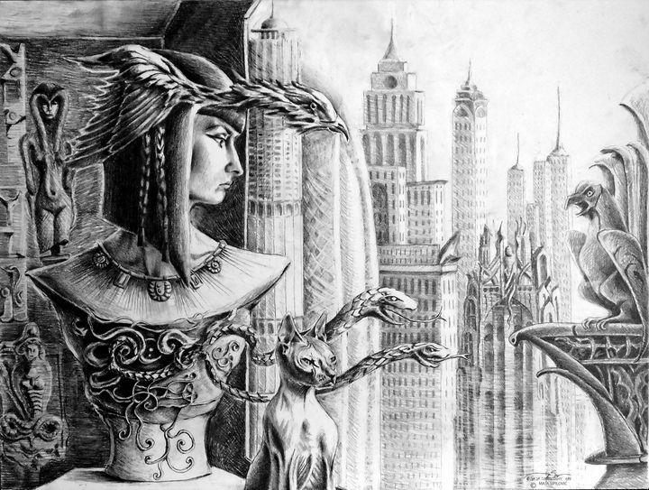 Time - Maja Sipilovic Art