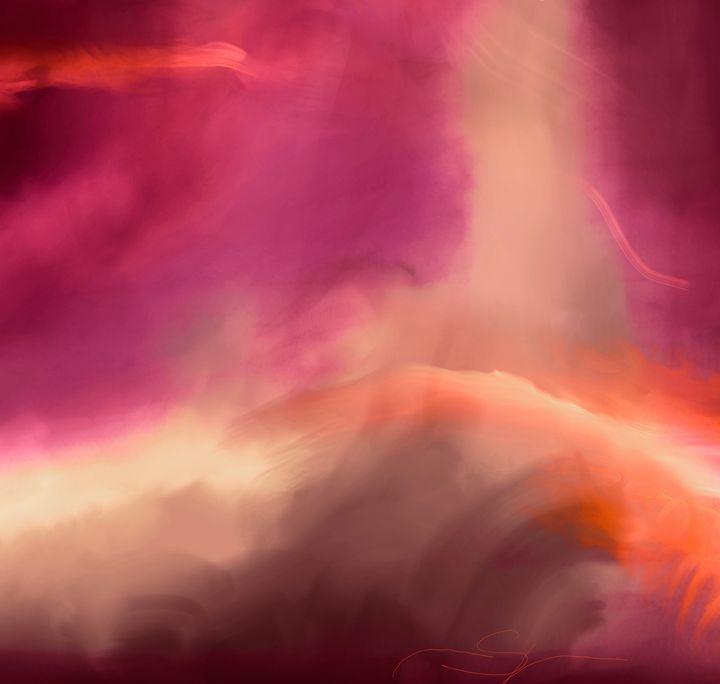 After the Storm - Maja Sipilovic Art