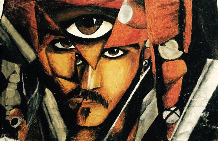 Captain Jack Sparrow - Caren G