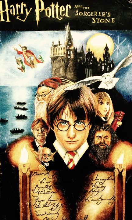 Harry Potter and the Sorcerers Stone - Caren G